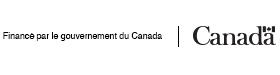 Exemple du mot-symbole accompagné du texte de reconnaissance en français seulement