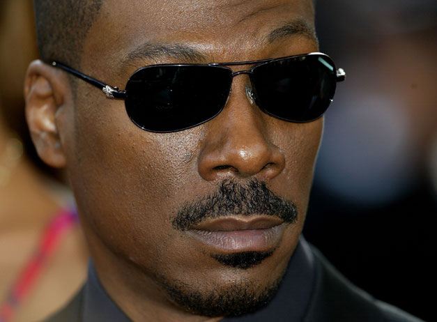 Comedian and actor Eddie Murphy born April 3, 1961.