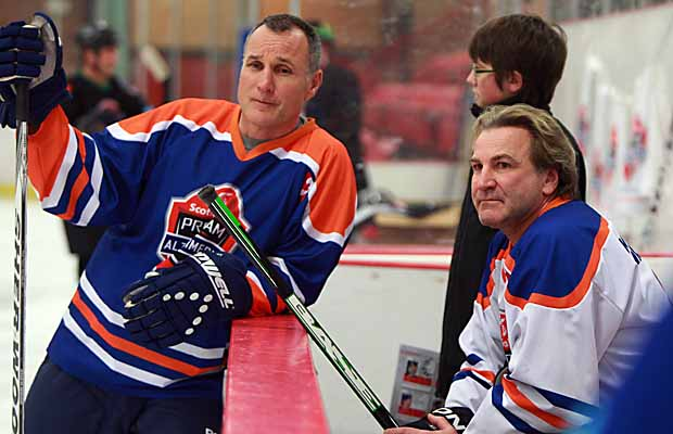 Former Edmonton Oiler Paul Coffey born June 1, 1961
