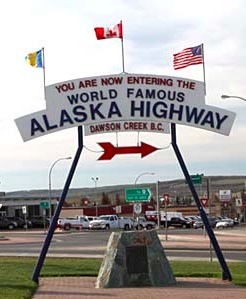 Courtesy Pam Dunklebarger / Alaska-Highway.org