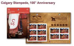 Calgary Stampede Augmented Reality Stamps