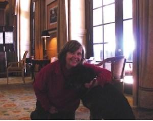 Jordy and Travel Journalist Lucy Izon