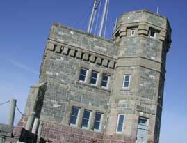 Marconi Tower Signal Hill