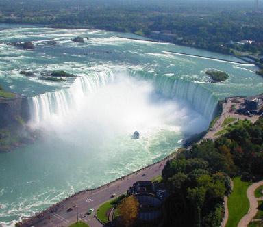 Photo courtesy Niagara Falls Tourism