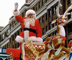 Photo courtesy Santa Claus Parade - Toronto