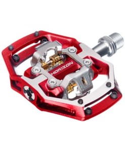 red pedal