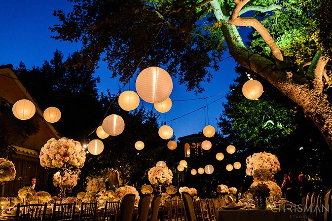 5 Ways To Light Up Your Outdoor Wedding Canada Gay Weddings