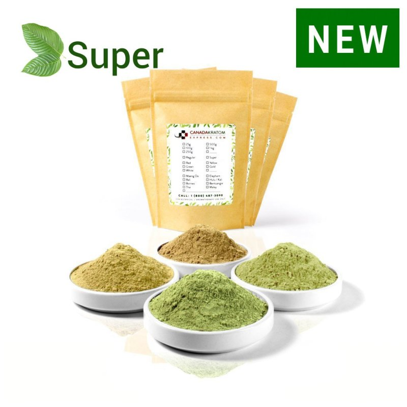 SUPER Medium Custom Sample Pack (4 x 100g)