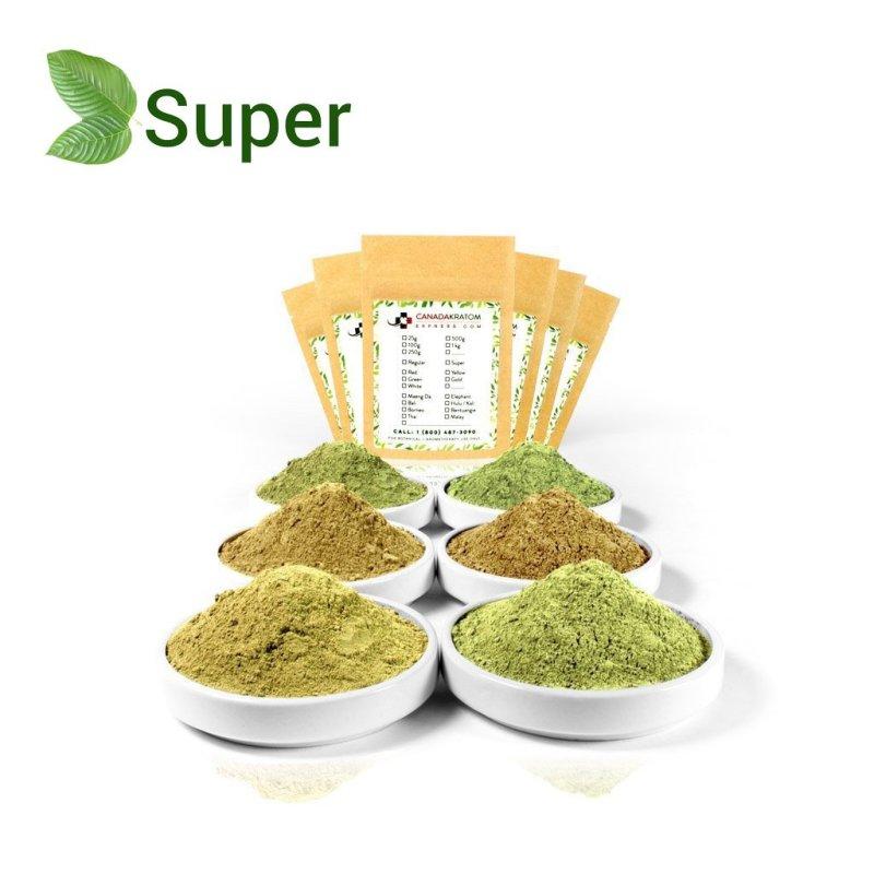 SUPER Small Custom Sample Pack (6 x 25g)
