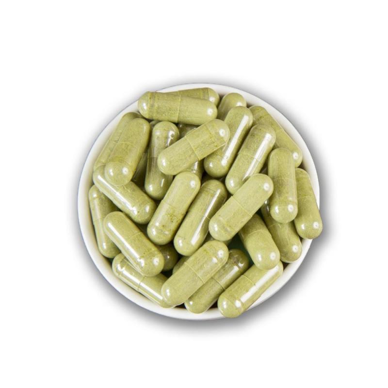Capsules: Green Malay