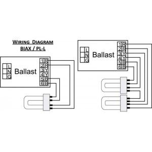 Ultrasave ER254120MHTW  2 x F54 or FT55 T5HO  PRS E