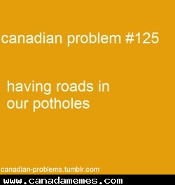 Canadian Problems #125