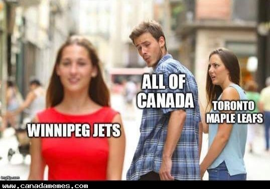 Canadian Hockey Fans Right Now