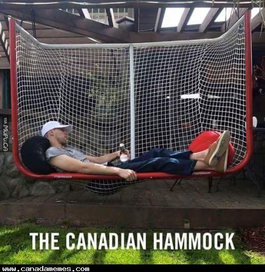 Tha Canadian Hammock