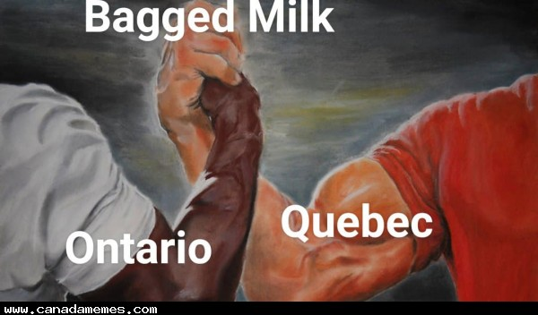 🇨🇦 Something Ontario and Quebec can agree on