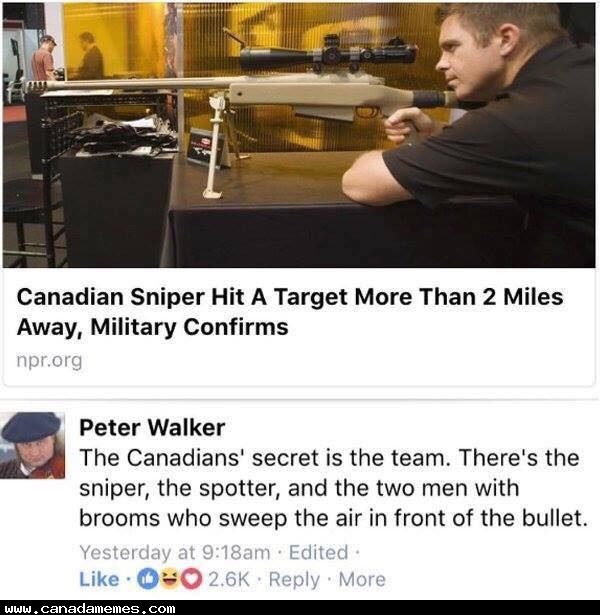 🇨🇦 So that's how it's done