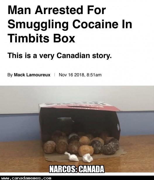 🇨🇦 Narcos: Canada