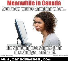 🇨🇦  Canadian struggles