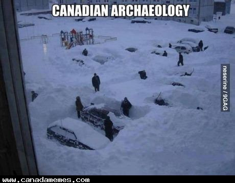 🇨🇦 Canadian Archaeology