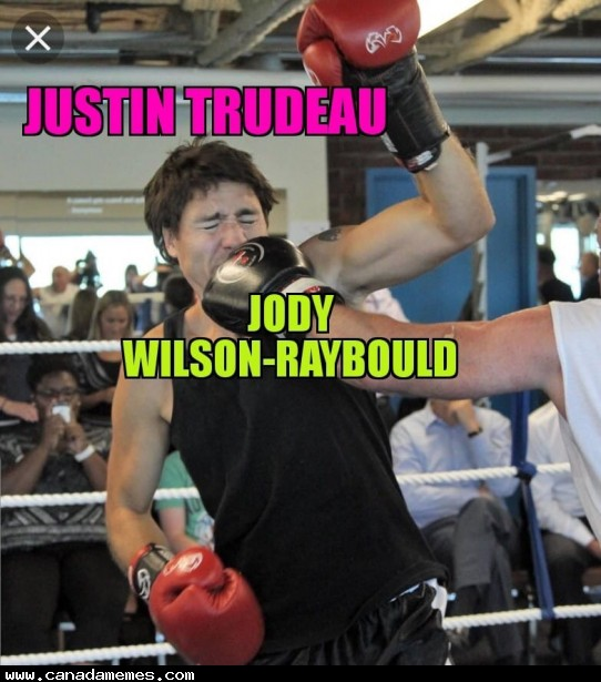 🇨🇦 Trudeau is getting beaten up lately