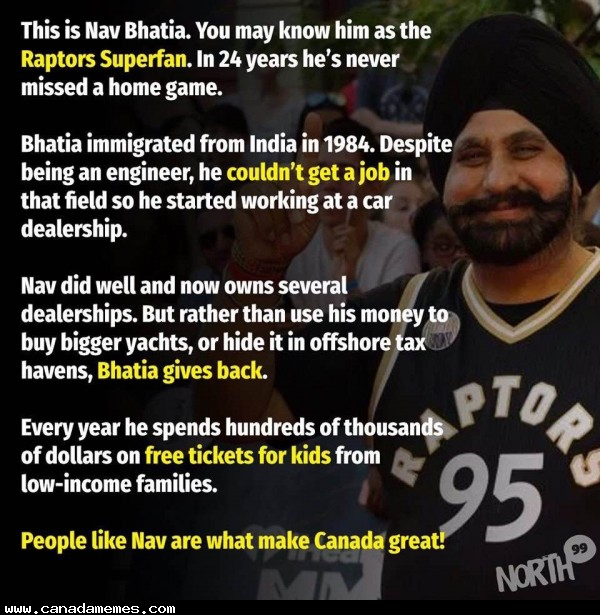 🇨🇦 This is Canada!