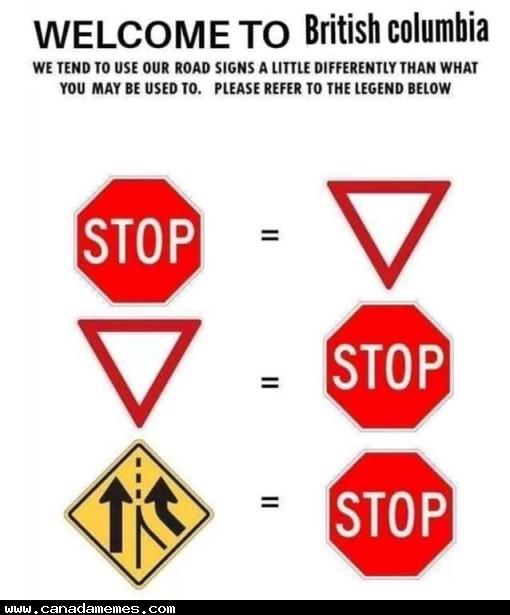 🇨🇦 BC Drivers