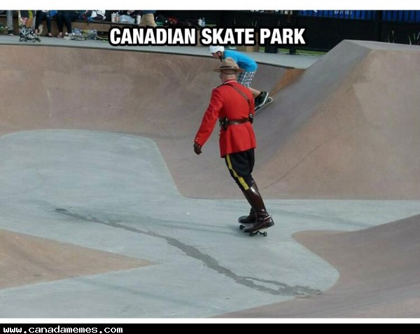 🇨🇦 Canadian Skate Park