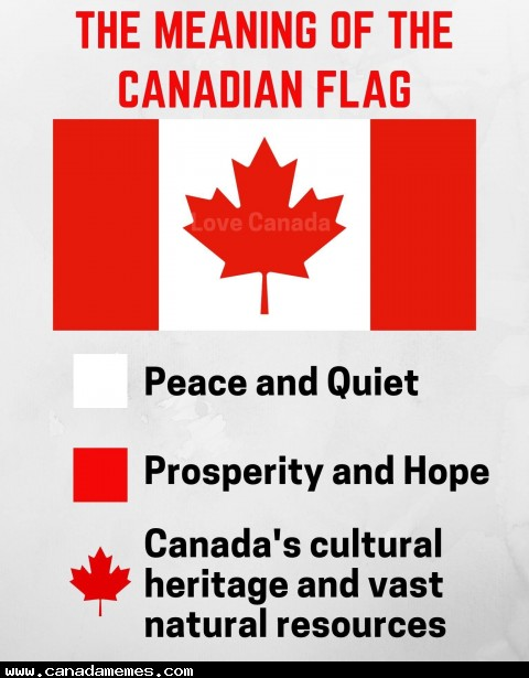 🇨🇦 Our national flag