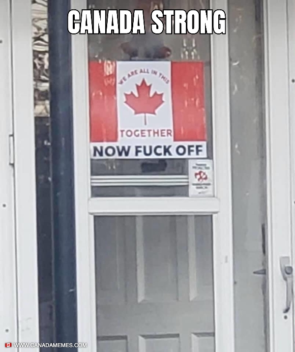 Canada Strong!