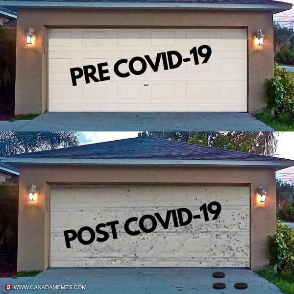 Pre and Post Covid-19