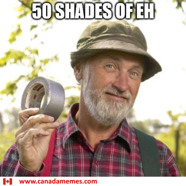 50 Shades of Eh
