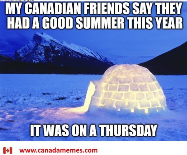 Hope everyone enjoyed their Thursday of Summer this year