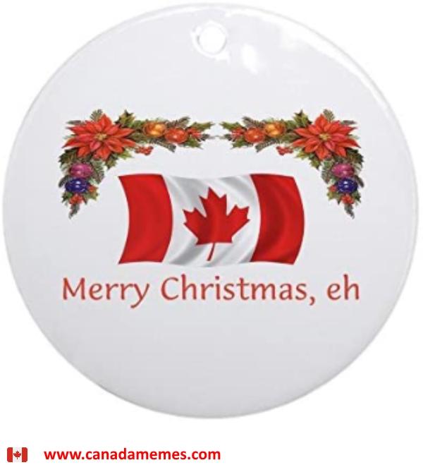 Merry Christmas Eh!