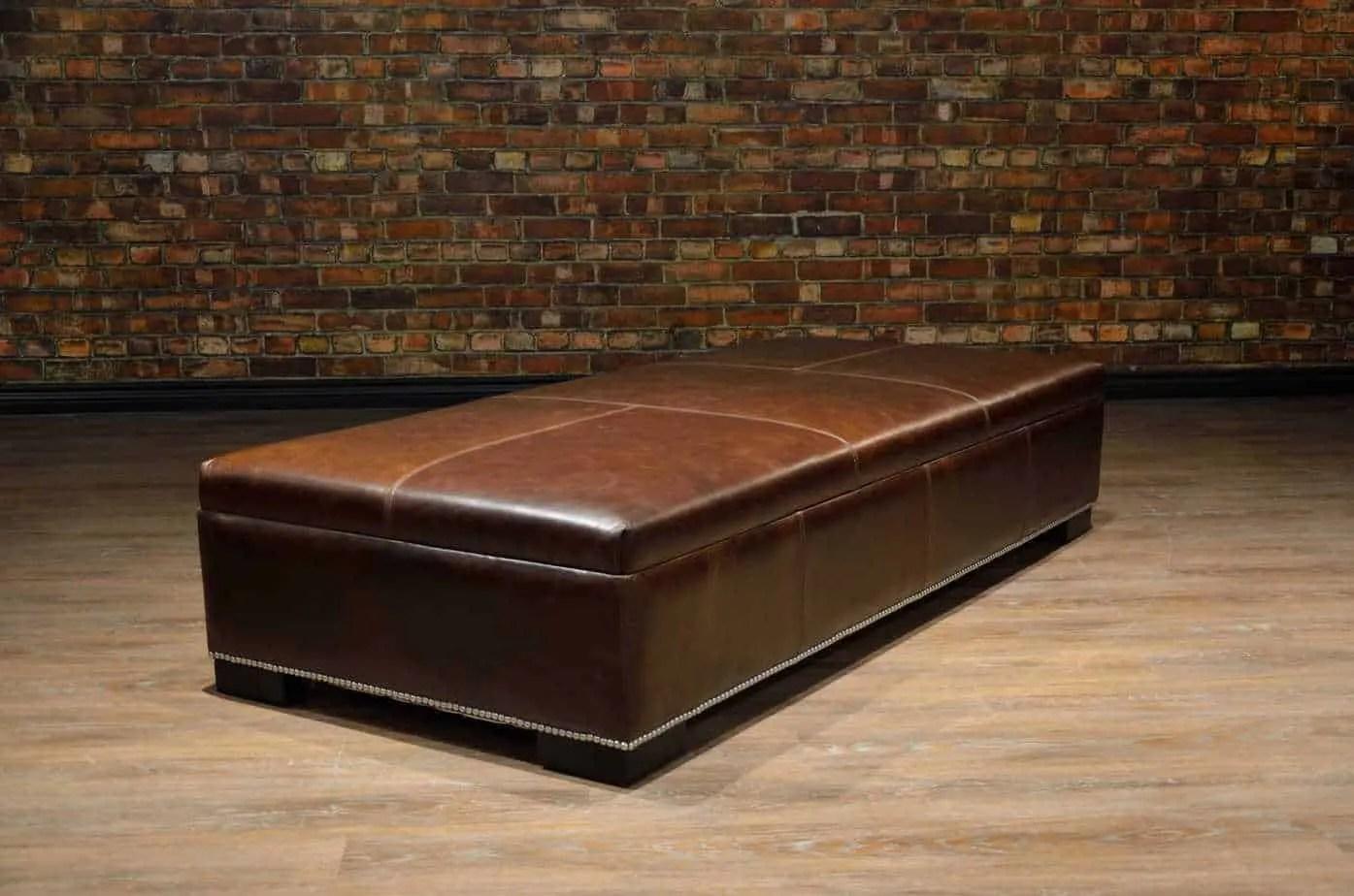 coffee table ottoman large