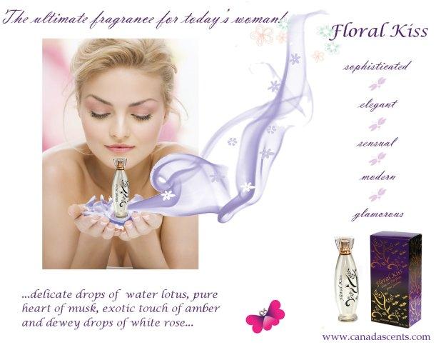 Floral Kiss Perfume