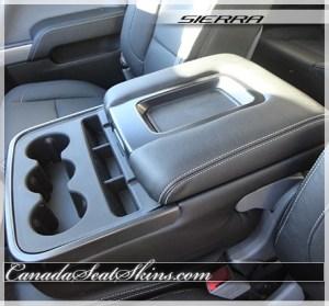 2014  2018 GMC Sierra Dealer Pak Leather Interiors