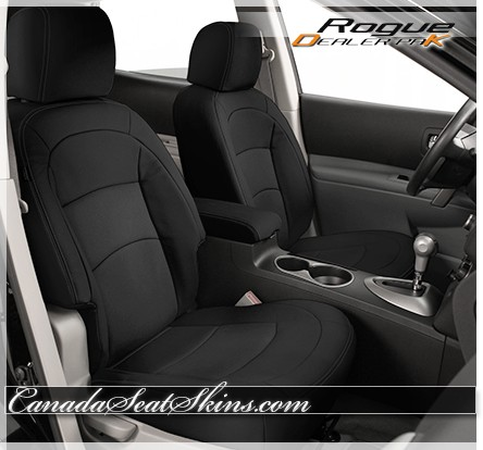 2008 2013 Nissan Rogue Dealer Pak Leather Upholstery Kit