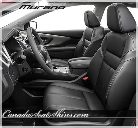 2015 2017 Nissan Murano Custom Leather Upholstery