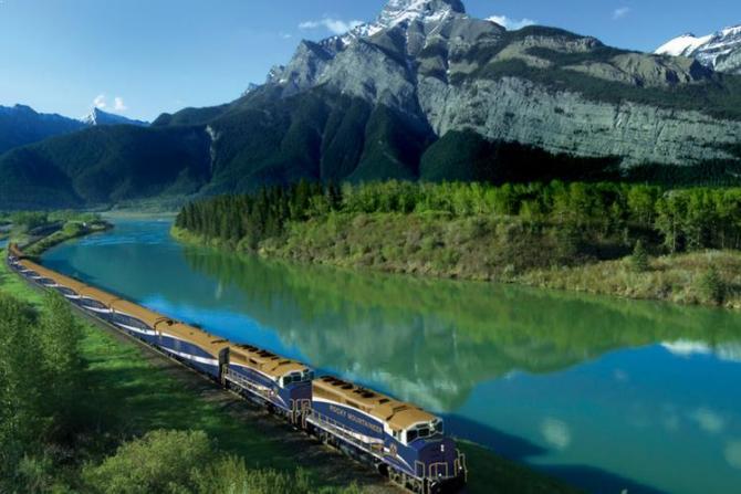 Canada Rail Vacation