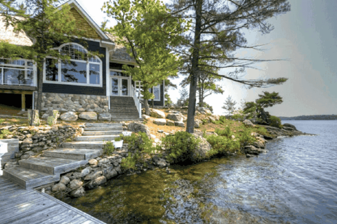 Muskoka Cottage Country and Georgian Bay