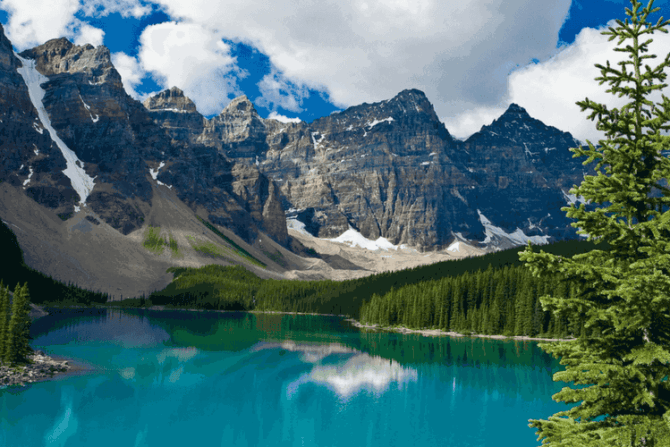 Lake Louise-Banff, Alberta