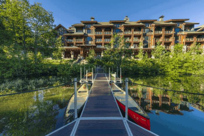 Spa at Nita Lake Lodge