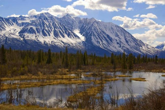 Kluane National Park and Reserve, Yukon