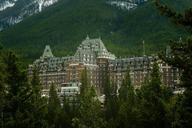 Banff Springs Hotel – Banff, Alberta