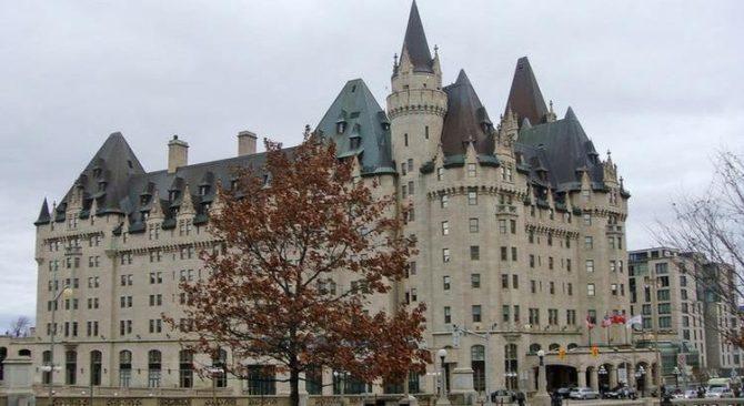 Chateau Laurier – Ottawa, Ontario