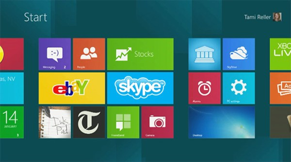 Windows 8 Customer Preview