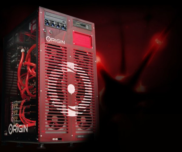 ORIGIN PC ditches AMD Radeon GPUs due to stability and performance issues