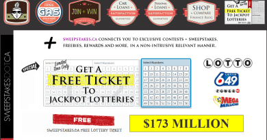 Sweepstakes Canada