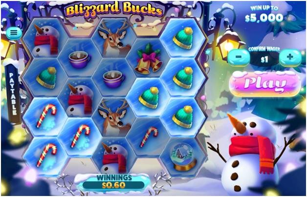 BLizzard Bucks Game