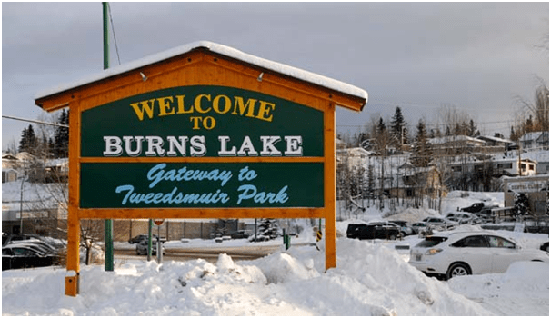 Burns Lake the luckiest place to play Lottery in Canada